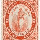 (I.B) British Guiana Revenue : Summary Jurisdiction 72c