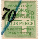 (I.B) Cinderella Collection : Manchester Delivery 4d (Sutton & Co)