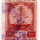 (I.B) Saudi Arabia Revenue : Re-Entry Visa 100r