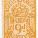 (I.B) George V Revenue : Health & Pensions Insurance 9d