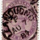 (I.B) QV Postal : Postmark Collection (Llandudno)