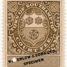 (I.B) Southampton Revenue : Town Court Fee (Waterlow Unappropriated Proof)