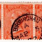 (I.B) QV Postal : Birmingham Telegraph Office (SG 94 - plate 12)