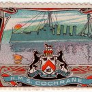 (I.B) Cinderella : Delandre Great War Ships - HMS Cochrane