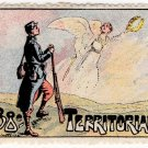(I.B) Cinderella : Delandre Great War Regiments - 38th Territorial