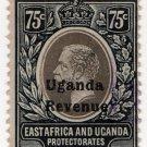 (I.B) KUT Revenue : Uganda Duty 75c
