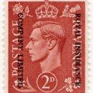 (I.B) George VI Commercial Overprint : Royal Insurance
