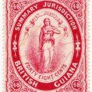 (I.B) British Guiana Revenue : Summary Jurisdiction 48c