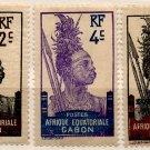 (I.B) France Colonial Postal : Gabon Collection