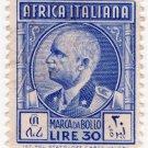 (I.B) Italy (African Colonies) Revenue : Marca da Bollo 30L