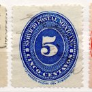 (I.B) Mexico Postal : Embossed Dies Collection