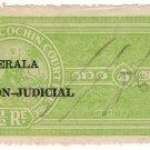 (I.B) India Revenue : Kerala Duty ½R (non-judicial)