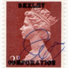 (I.B) Elizabeth II Commercial Overprint : Bexley Corporation