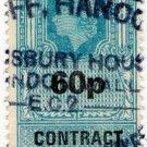(I.B) Elizabeth II Revenue : Contract Note 60p
