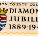 (I.B) Cinderella Collection : London County Council Jubilee (1949)