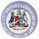 (I.B) Cinderella Collection : National Christian Endeavour (Bradford 1913)