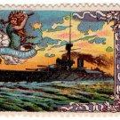 (I.B) Cinderella : Delandre Great War Ships - HMS Thunderer