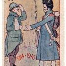 (I.B) Cinderella : Delandre Great War Regiments - 49th Infantry