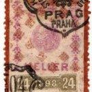 (I.B) Austria/Hungary Revenue : Stempelmarke 24h