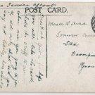 (I.B) Cinderella Collection : National War Savings - Active Service Afloat Card
