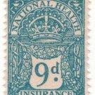 (I.B) George V Revenue : National Health & Insurance 9d