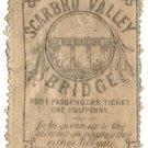 (I.B) Cinderella Collection : Scarborough Valley Bridge ½d