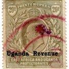 (I.B) KUT Revenue : Uganda Duty 20R