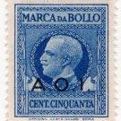 (I.B) Italy (East Africa) Revenue : Marca da Bollo 50c