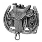 Western Belt Buckles Saddle Horseshoe Buckle Rodeo Horse Riding Cowboy