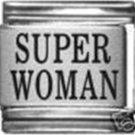 Super Woman Italian Charm Lesbian Int