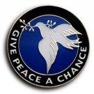 Peace Symbol Lapel Pins or Tie Tacks Peace Sign