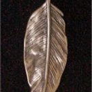 Feather Pendant 0.925 Silver Series 2 Indian Style