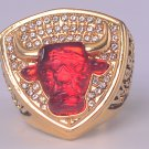 REPLICA 1993 NBA Chicago Bulls Basketball Championship ring replica size 10 US