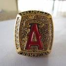 2002 Anaheim Angels MLB world series championship ring 11S Baseball ring