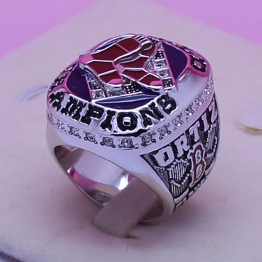 2007 Boston Red Sox Baseball world series Championship ring cooper ring size 11 US