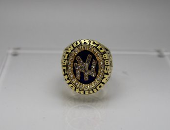 1998 New York Yankees MLB Baseball World series Championship Ring