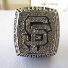 2012 San Francisco Giants MLB Baseball world series Championship Ring 11S