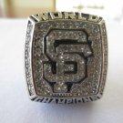 2012 San Francisco Giants MLB Baseball world series Championship Ring 11S