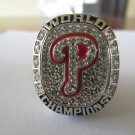 2008 Philadelphia Phillies MLB Baseball World series Championship ring replica size 11 US