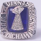 NFL 1986 New York Gaints Super bowl XXI CHAMPIONSHIP RING  11S  player PARCELLS