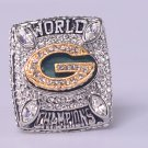 NFL 2010 Green Bay Packers Super bowl XLV CHAMPIONSHIP RING MVP Player Rodgers 11S Solid