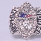 Promotion sale NFL 2004 New England Patriots Super bowl XXXIX CHAMPIONSHIP RING MVP Player Branch