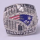 NFL 2001 New England Patriots Super bowl  XXXVI CHAMPIONSHIP RING  MVP TOM BRADY