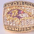 NFL 2000 Baltimore Ravens Super bowl XXXV CHAMPIONSHIP RING  11S NIB
