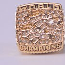 NFL 1998 Denver Broncos Super bowl XXXII CHAMPIONSHIP RING 11S Player ELWAY NIB
