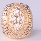 NFL 1993 DALLAS Cowboys Super bowl XXVIII CHAMPIONSHIP RING player THORNTON 11S NIB