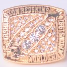 NFL 1991 Washington Redskins Super bowl  XXVI CHAMPIONSHIP RING MVP Player Rypien 11S NIB