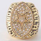 NFL 1992 DALLAS COWBOYS Super bowl XXVII CHAMPIONSHIP RING MVP AIKMAN 11S NIB