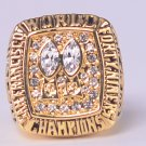 NFL 1984 San Francisco 49ers Super bowl XIX CHAMPIONSHIP RING Player Walsh 11S NIB