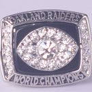 NFL 1976 Los Angeles Oakland Raiders Super bowl XV CHAMPIONSHIP RING  Player Anderson 11S NIB